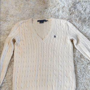 Ralph Lauren sport sweater.